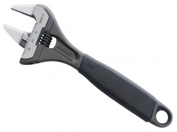 9029T ERGO Slim Jaw Adjustable Wrench 150mm (6in)